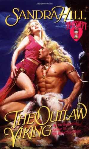 9780505522733: The Outlaw Viking (Timeswept)