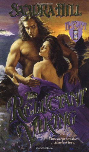 9780505522979: The Reluctant Viking (Love Spell timeswept romance)