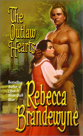 9780505523600: The Outlaw Hearts