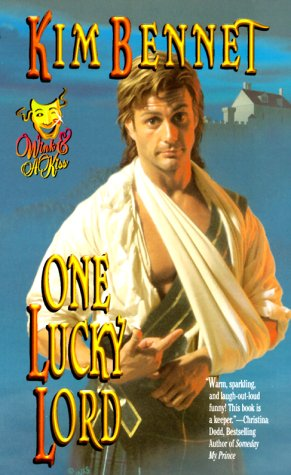 9780505523631: One Lucky Lord (Wink & a Kiss)