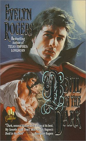 Devil in the Dark (A Candleglow Gothic Novel): Rogers, Evelyn