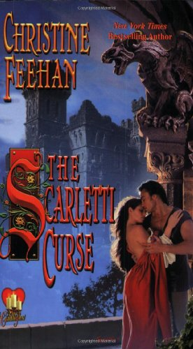9780505524218: The Scarletti Curse (Love Spell gothic romance: Candleglow)