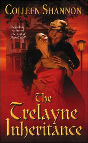 The Trelayne Inheritance (A Paranormal Vampire Romance)