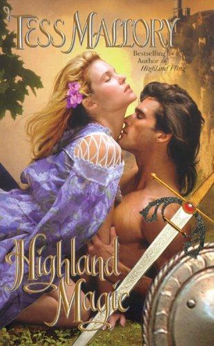 9780505526243: Highland Magic (Time Travel Romance)