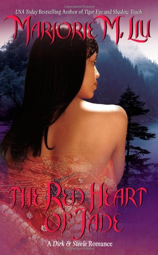 9780505526311: The Red Heart of Jade (Dirk & Steele, Book 3)