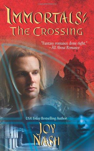 9780505527677: Immortals: The Crossing