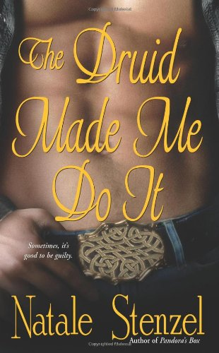 9780505527776: The Druid Made Me Do it (Love Spell Paranormal Romance)