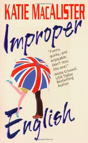 Improper English: MacAlister, Katie