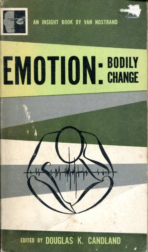 9780508081817: Emotion: Bodily change (Insight books;no.7)