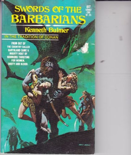 9780508509830: Swords of the Barbarians