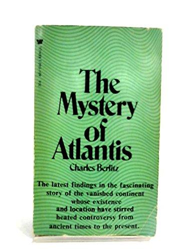 9780508951097: Mystery of Atlantis