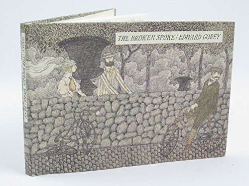 The Broken Spoke: Edward Gorey