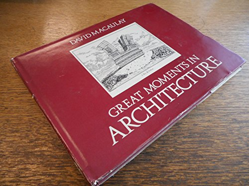 9780510000585: Great Moments in Architecture