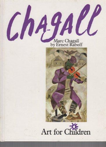 9780510000608: Marc Chagall (Art for Children)