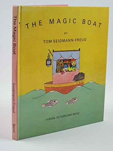 9780510001049: Magic Boat: A Book to Turn and More