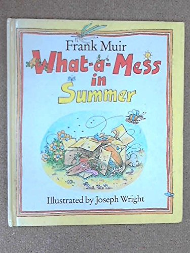 What A Mess In Summer: Frank Muir