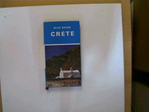 9780510011222: Crete (Blue Guides)