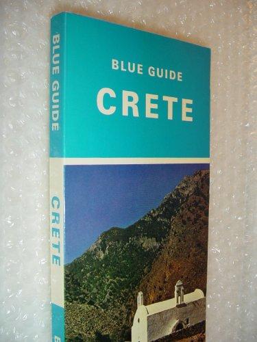 9780510011239: Crete (Blue Guides)