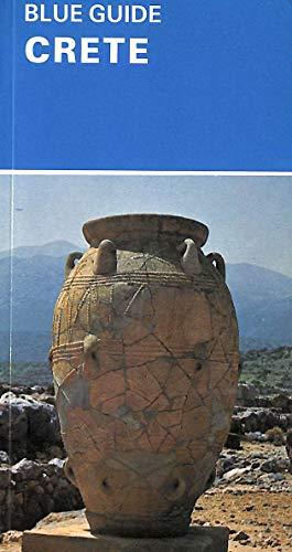 9780510016241: Crete (Blue Guides)