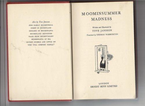 9780510130619: Moominsummer Madness