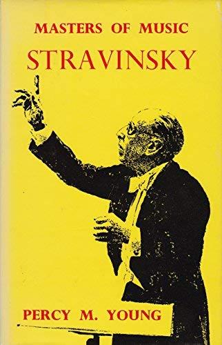 9780510137335: Stravinsky (Masters of Music)