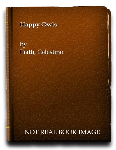 9780510167219: Happy Owls