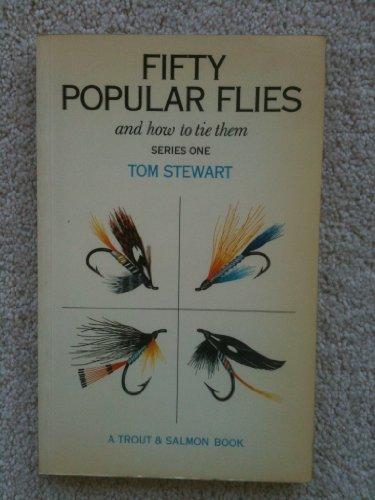 9780510224011: Fifty Popular Flies: v. 1