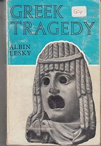 9780510319069: Greek Tragedy