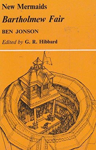 Bartholomew Fair: Ben Jonson