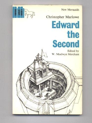 Edward II (New Mermaid Anthology): Marlowe, Christopher