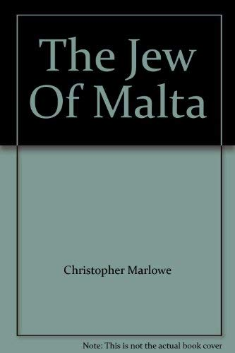 9780510338367: The Jew of Malta