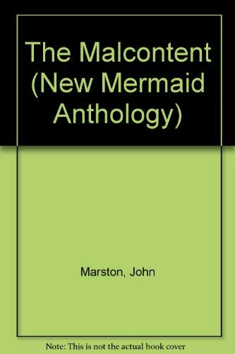 9780510339012: The Malcontent (New Mermaid Anthology)