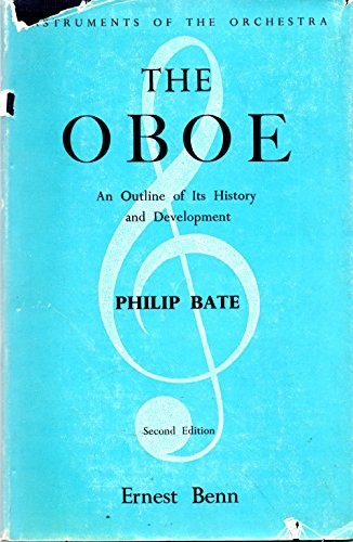 The Oboe: Bate,Philip