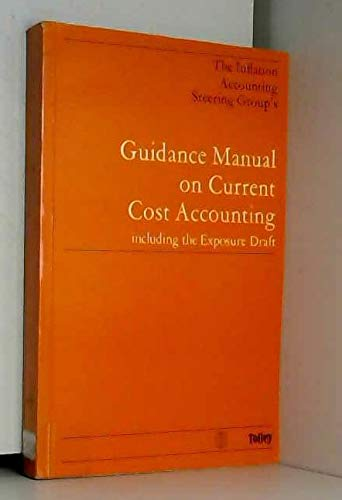 9780510493493: Current Cost Accounting: Guidance Manual