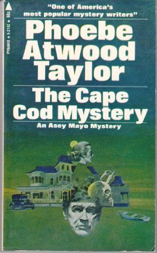 9780511021527: The Cape Cod Mystery (Asey Mayo Mysteries) (Vintage Pyramid, X-2152)