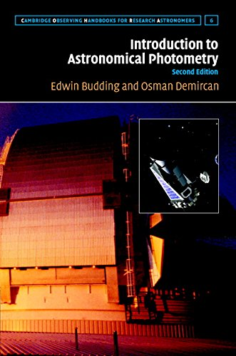9780511536175: Introduction to Astronomical Photometry (Cambridge Observing Handbooks for Research Astronomers)