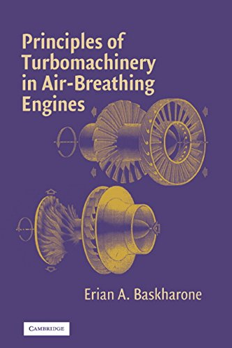 9780511616846: Principles of Turbomachinery in Air-Breathing Engines (Cambridge Aerospace Series)