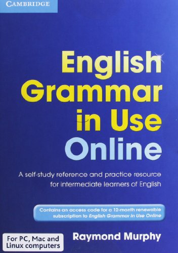 9780511961731: English Grammar in Use Online Online (Access Code Card)