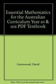9780511970719: Essential Mathematics for the Australian Curriculum Year 10 & 10a PDF Textbook
