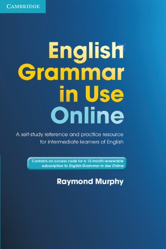 9780511983672: English Grammar in Use Online Online (e-Commerce Version)