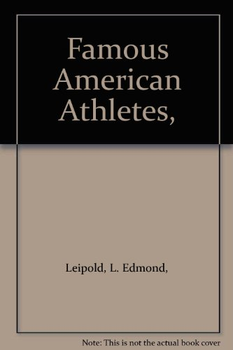9780513006072: Famous American Athletes,