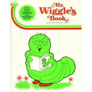 9780513019249: Mr. Wiggle's Book