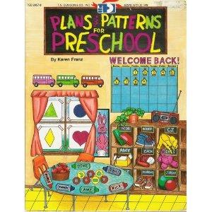9780513020573: Plans & Patterns for Preschool