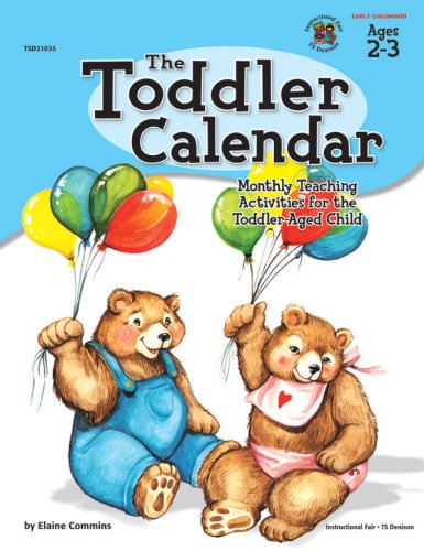 9780513021037: The Toddler Calendar