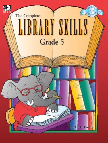 9780513022126: The Complete Library Skills, Grade 5