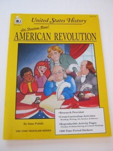 United States History: American Revolution: Jane Pofahl
