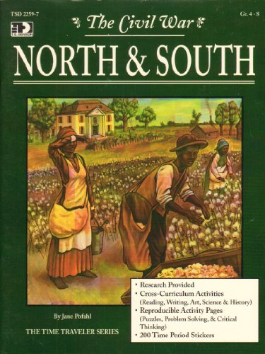 The Civil War : North and South: Pofahl, Jane