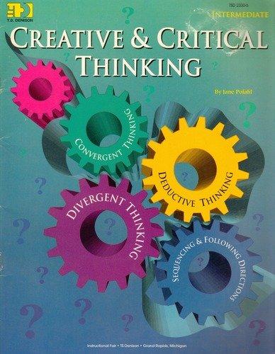 Creative & critical thinking: Pofahl, Jane