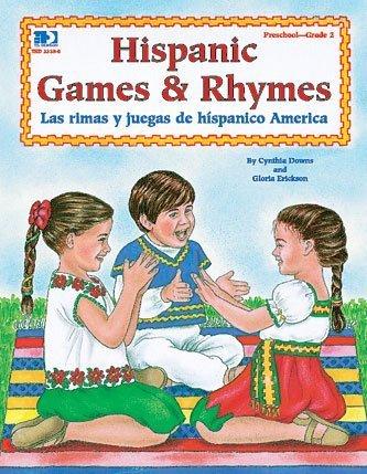 9780513023383: Hispanic Games and Rhymes