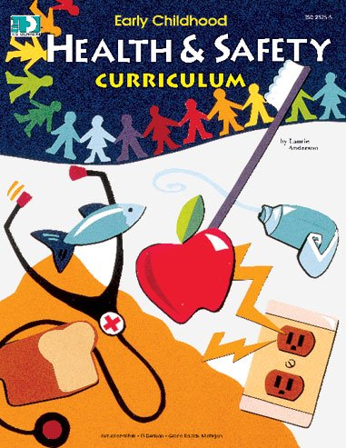 9780513023758: Early Childhood Health & Safety Curriculum